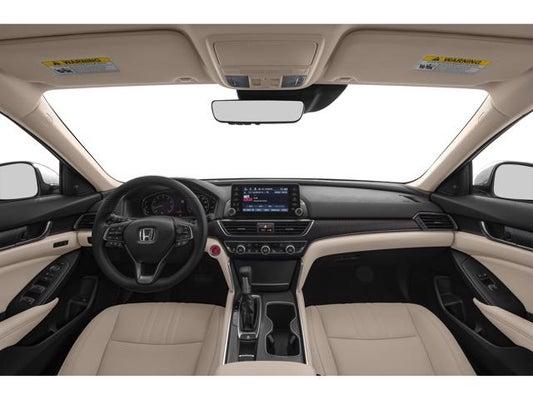 White Honda Accord >> 2019 Honda Accord Ex L 1 5t Cvt