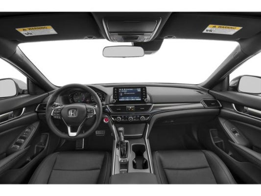 2019 Honda Accord >> 2019 Honda Accord Sport 1 5t Cvt