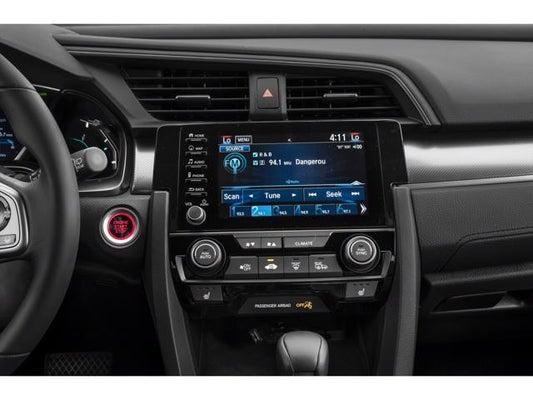 2019 Honda Civic Hatchback Ex L Navi Cvt