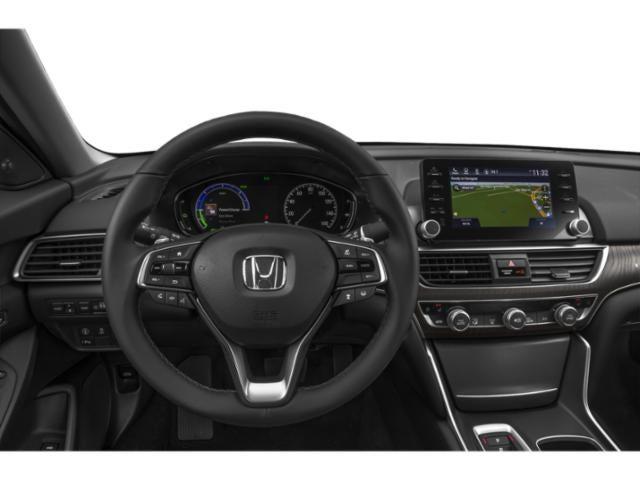 New 2019 Honda Accord Hybrid Touring Sedan North Carolina