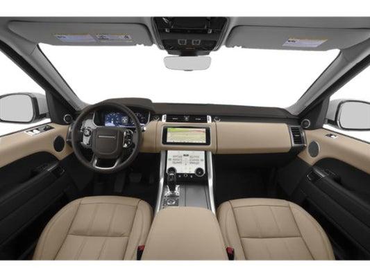 Land Rover Range Rover >> New 2019 Land Rover Range Rover Sport Turbo I6 Mhev Hse North