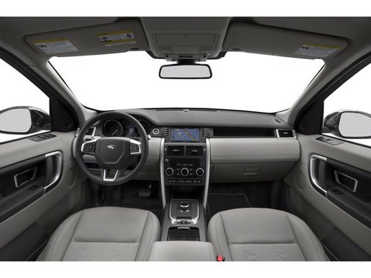 Land Rover Discovery Sport >> 2019 Land Rover Discovery Sport Landmark 4wd