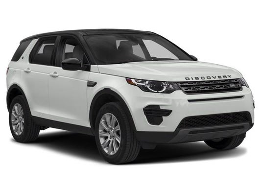 Land Rover Discovery Sport >> 2019 Land Rover Discovery Sport