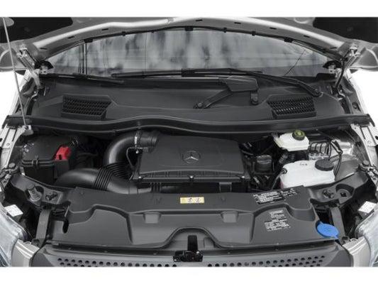 2019 Mercedes-Benz Metris Passenger Standard Roof 126