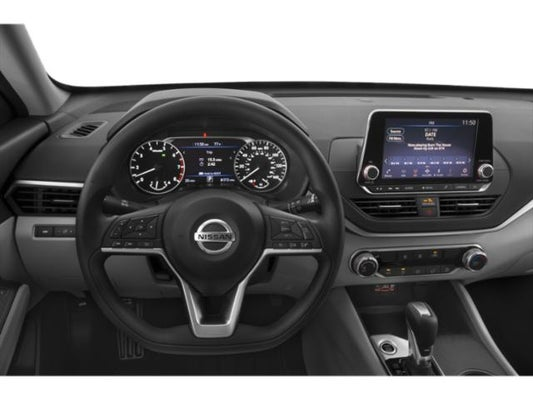 Nissan Altima 2.5 S >> 2019 Nissan Altima 2 5 Sv Sedan