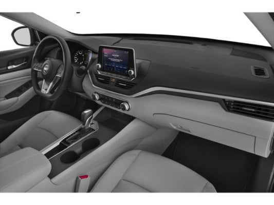 2019 Nissan Altima 2 5 Sv Sedan