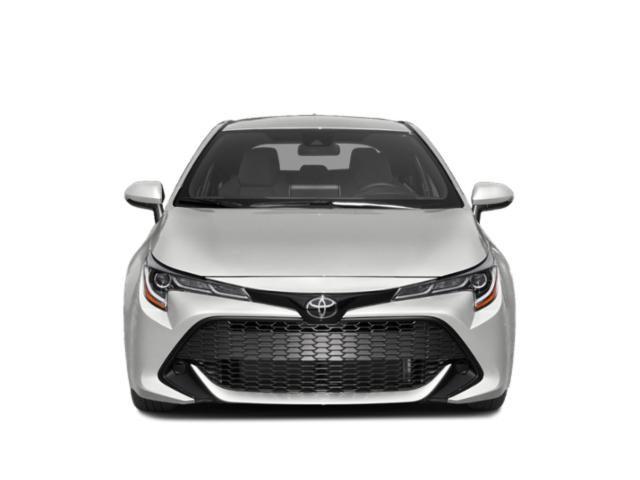 New 2019 Toyota Corolla Hatchback Xse Cvt North Carolina