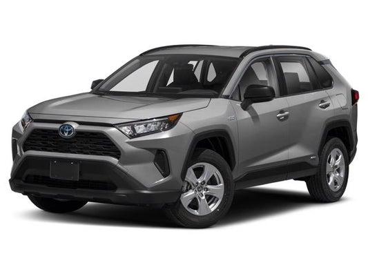 2019 Toyota Rav4 Hybrid Xle Awd In Raleigh Nc Leith Cars