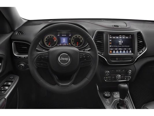 New Jeep Cherokee >> 2020 Jeep Cherokee Altitude