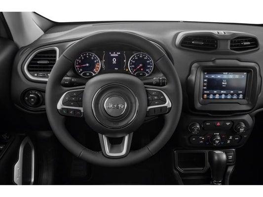 Jeep Renegade Interior >> 2020 Jeep Renegade Altitude 4x4