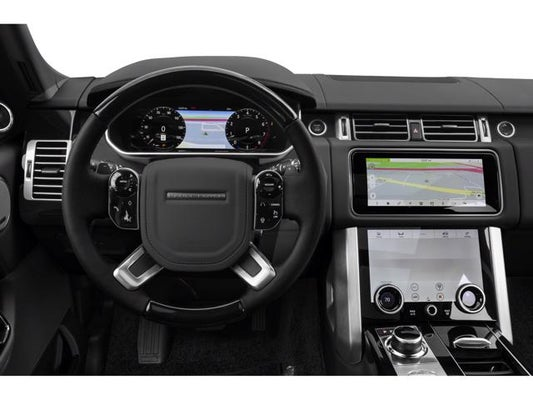 New 2020 Land Rover Range Rover HSE SWB North Carolina SALGS2RU8LA570717