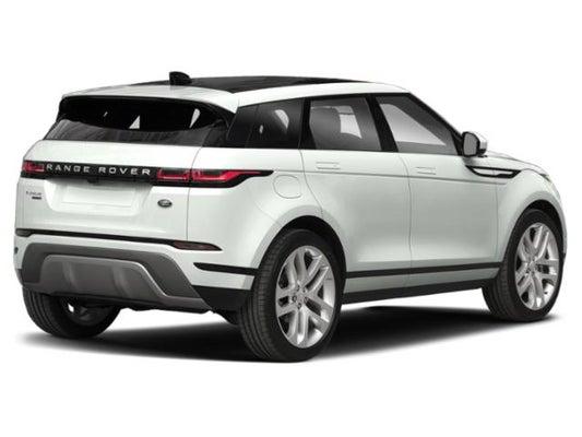 Range Rover Evoque >> 2020 Land Rover Range Rover Evoque P250 Se