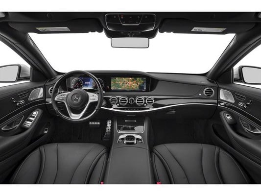 Mercedes s 2020
