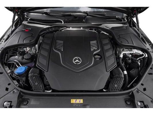 Cary Auto Sales >> New 2020 Mercedes-Maybach S 560 4MATIC® Sedan North Carolina WDDUX8GB9LA522164