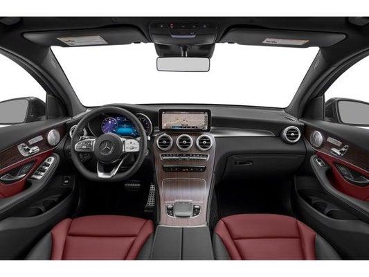 2020 Mercedes Benz Glc 300 4matic Coupe