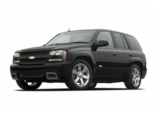 2007 chevrolet trailblazer 4wd 4dr ss in raleigh, nc - leith cars