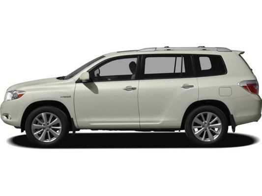 2008 toyota highlander hybrid 4wd 4dr limited w/3rd row in raleigh, nc -