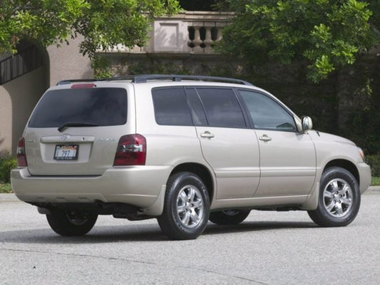 2006 Toyota Highlander 4dr V6 Limited W 3rd Row In Raleigh Nc Leith
