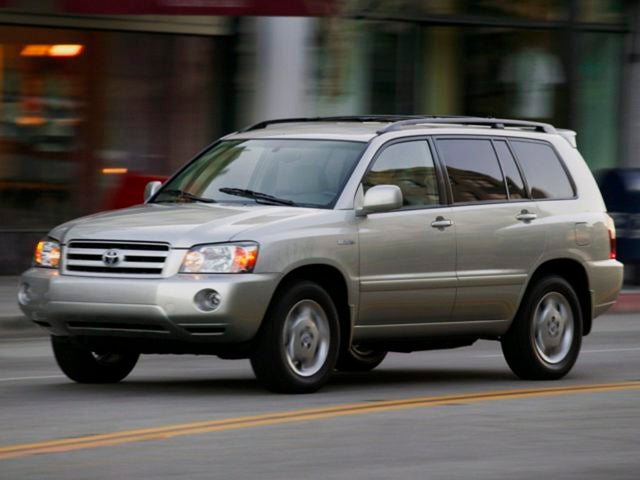 2004 Toyota Highlander 4dr V6 4WD W/3rd Row In Raleigh, NC   Leith