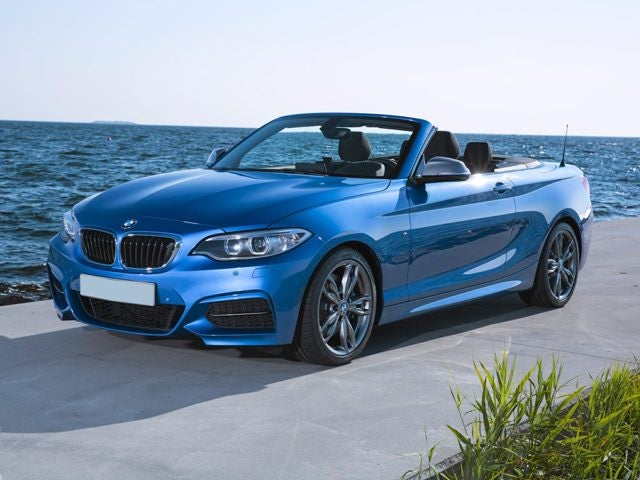 2018 Bmw 2 Series M240i Convertible In Raleigh Nc Leith Cars