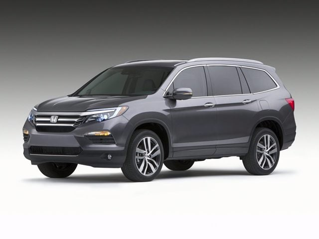 New Honda Pilot >> New 2017 Honda Pilot Touring North Carolina 5fnyf5h94hb044176
