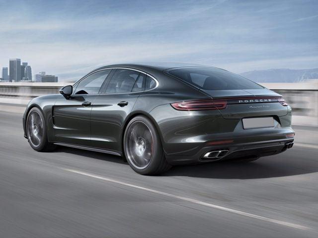 Leith Cars: New 2018 Porsche Panamera Turbo 97AFF1 North Carolina