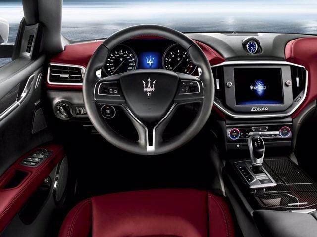 Maserati ghibli s q4 specs
