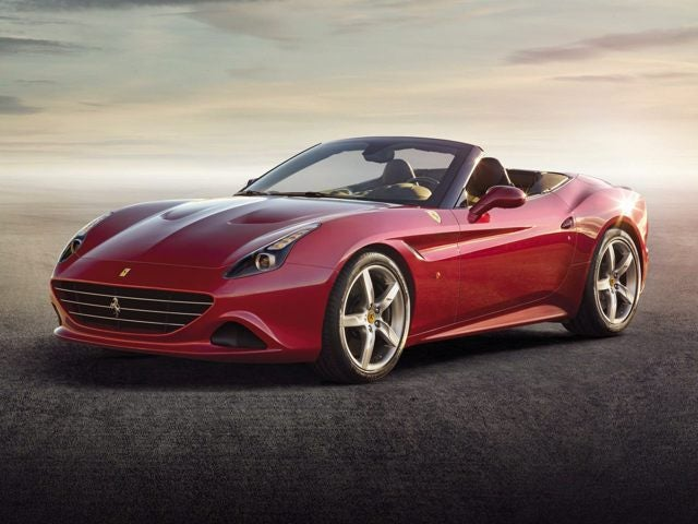2017 Ferrari California T Convertible In Raleigh Nc Leith Cars