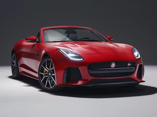 2018 Jaguar F TYPE Convertible Auto 400 Sport In Raleigh, NC   Leith Cars