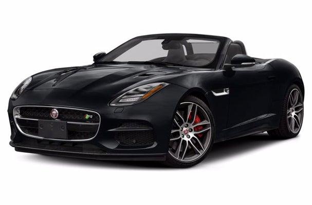 Jaguar F Type Convertible >> New 2020 Jaguar F Type Convertible Auto P300 North Carolina