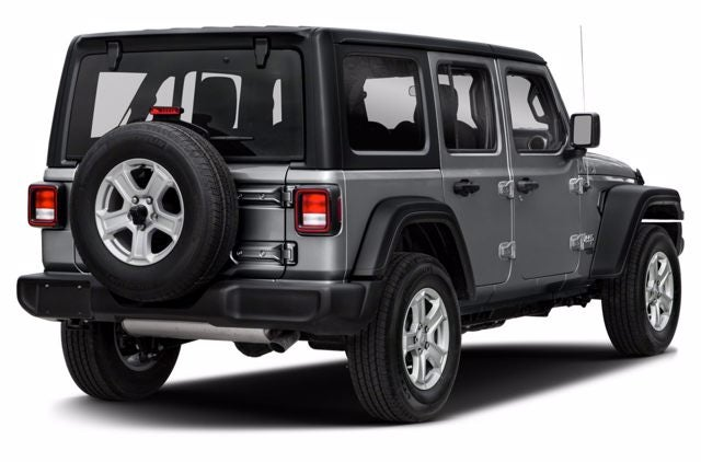 new 2019 jeep wrangler unlimited sport s 4x4 north carolina