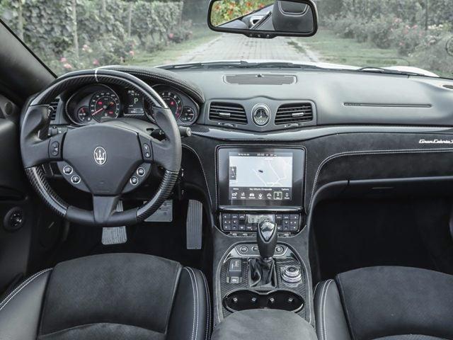 New 2018 Maserati GranTurismo Convertible Sport 4.7L North Carolina ...
