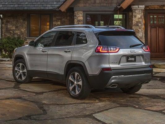 Jeep Cherokee 4X4 >> 2019 Jeep Cherokee Limited 4x4