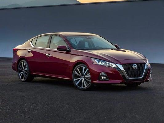 2020 Nissan Altima 2 5 S Sedan
