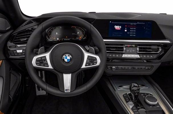 New 2020 Bmw Z4 M40i Roadster North Carolina Wbahf9c03lww48156