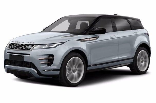 2020 Land Rover Range Rover Evoque P250 First Edition