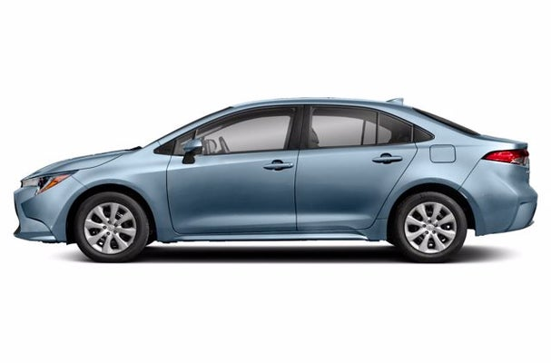Toyota Corolla Le >> New 2020 Toyota Corolla Le Cvt North Carolina 5yfeprae3lp012637