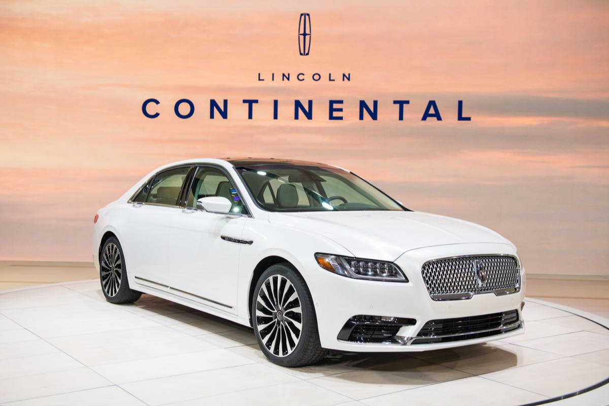 2017 Lincoln Continental Naias 2016 Live 001
