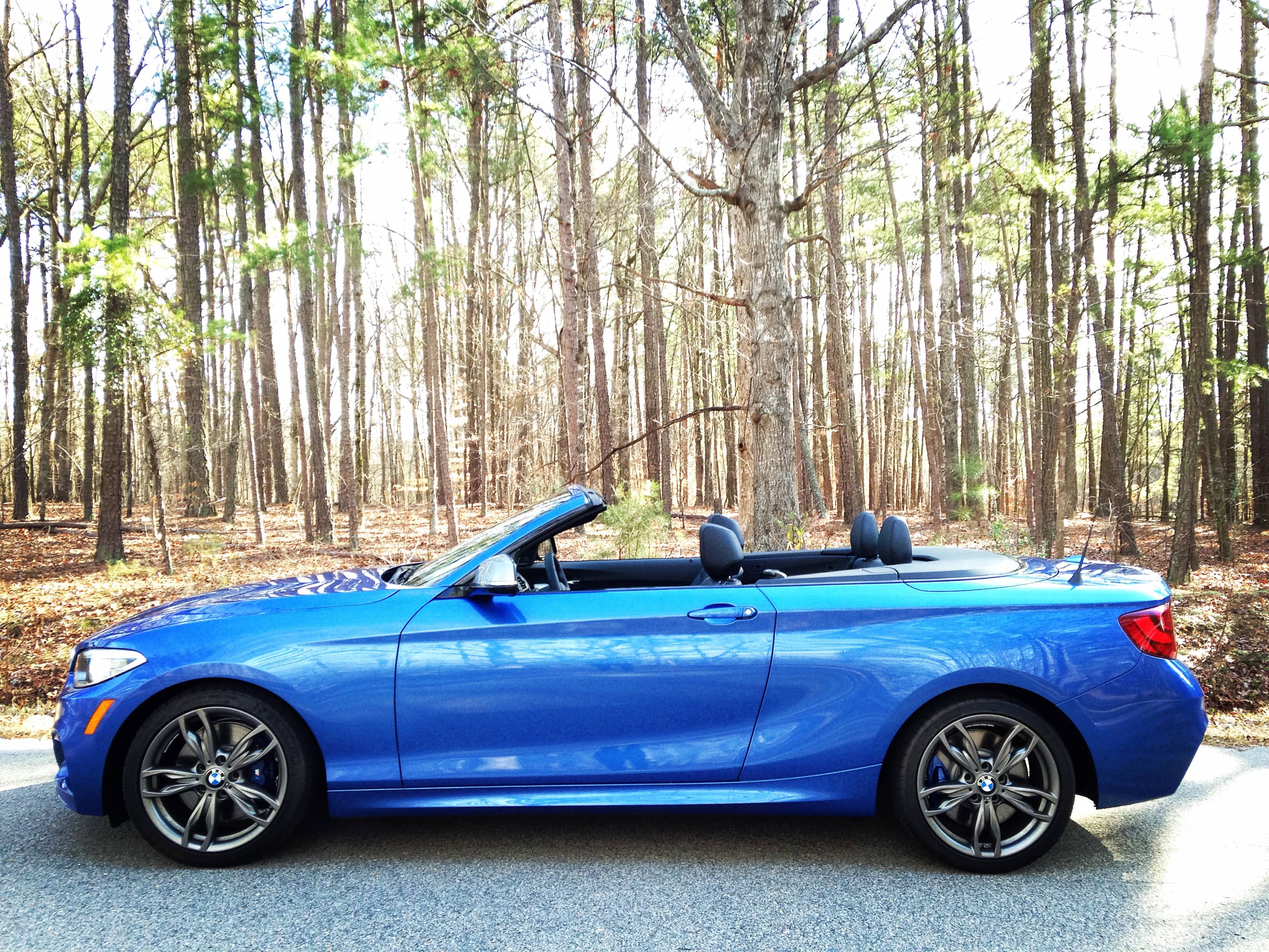 Leith Cars: Review Of BMW's M235i Perfect Start To Spring