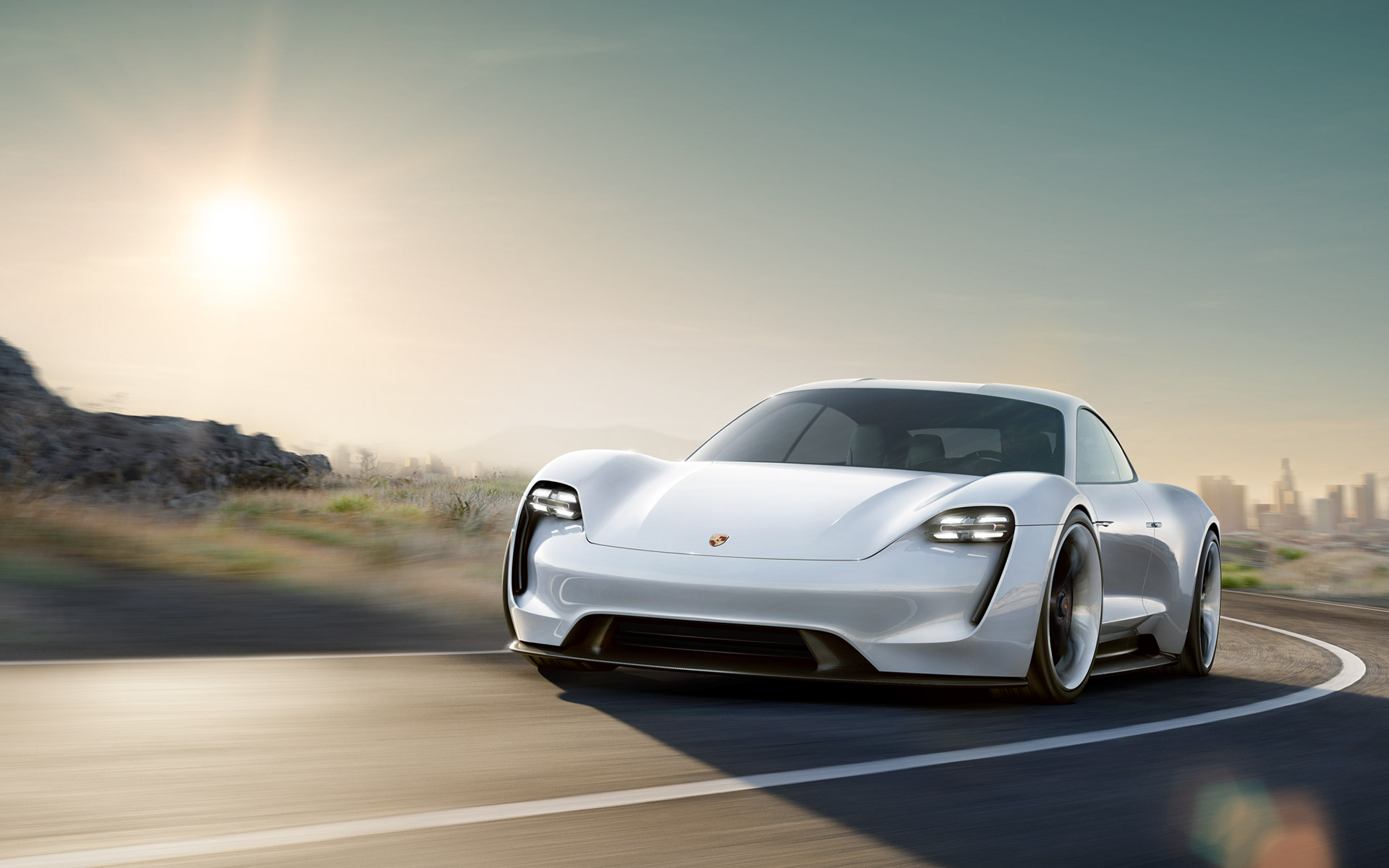 VIDEO: Designing A New Icon - The Porsche Mission E
