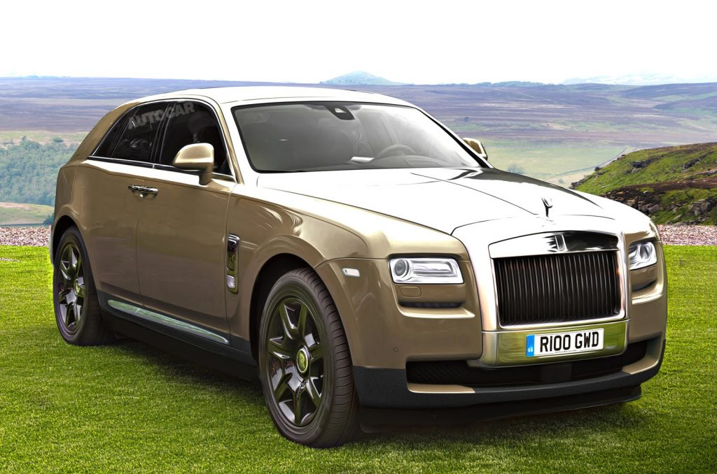 The Rolls Royce Suv Everything You Need To Know
