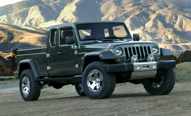 2016 Jeep Truck >> 2018 Jeep Wrangler Pickup Truck Spied Check Out The Photos