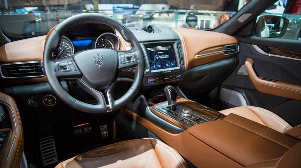 The 2017 Maserati Levante Italy S Finest Awd Suv Leith