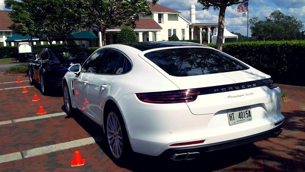 A Carrera White 2017 Porsche Panamera Turbo Just Begging To Be Driven