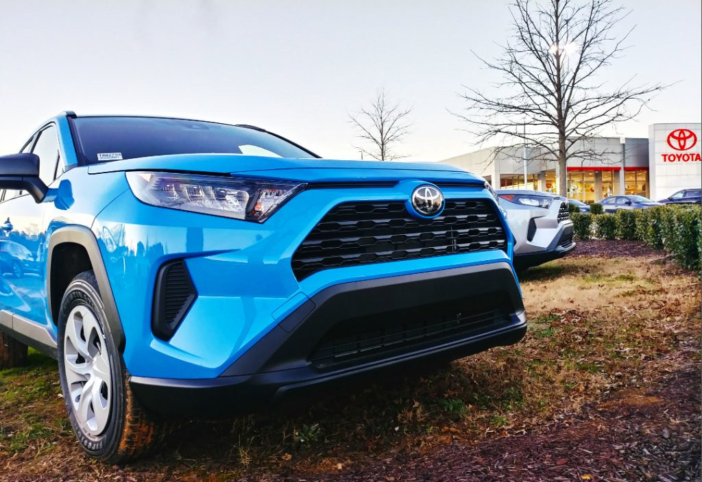 2019 Toyota RAV4 Will Take You to the Great Outdoors - Leith Cars Blog