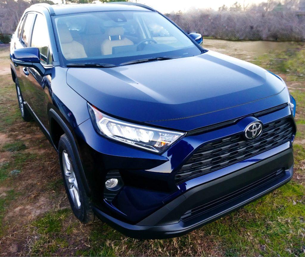 2019 Toyota Rav4 Hybrid Blueprint