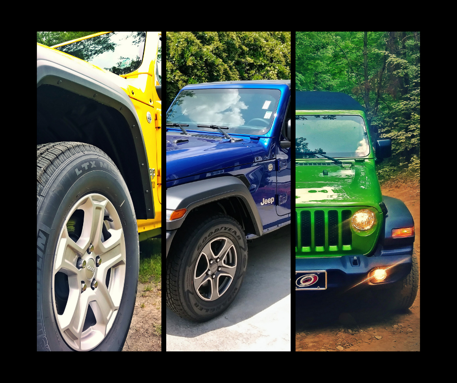 Test Drive A Jeep Wrangler And You Ll Be Hooked Too Leith Cars Blog