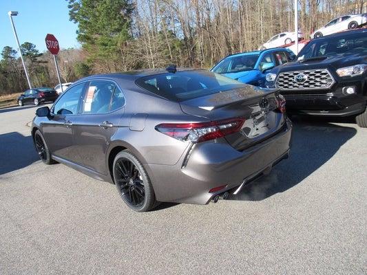 new 2021 toyota camry xse v6 north carolina 4t1kz1ak0mu053036