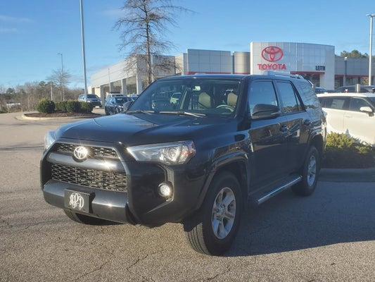 2018 Toyota 4runner Sr5 Premium 2wd In Raleigh Nc Leith Cars
