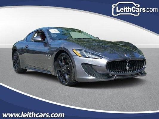 2017 Maserati Granturismo Sport 4 7l